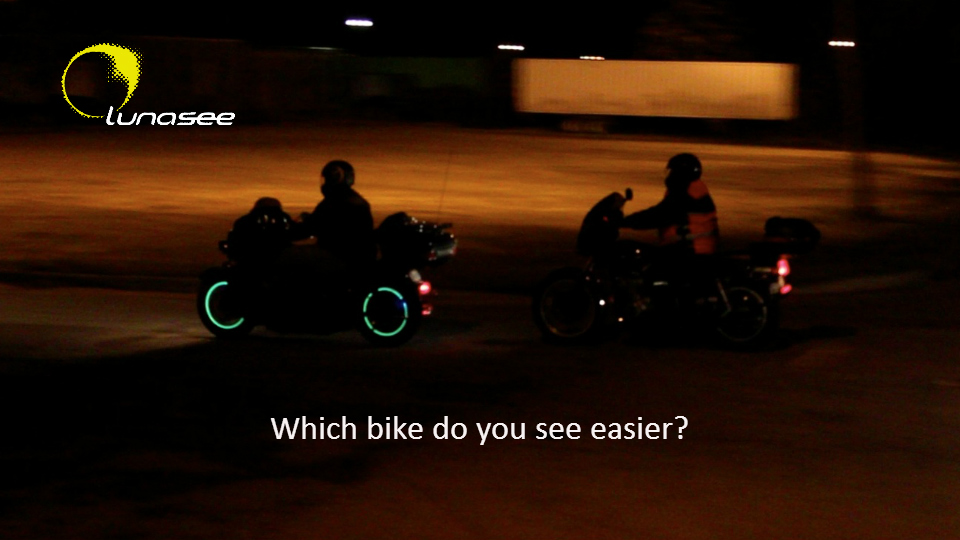 Motorcycle Safety And Visibility Image